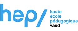Logo de la Haute école pédagogique du canton de Vaud - HEP Vaud
