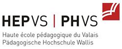 Logo de la Haute école pédagogique du Valais - HEPVS / PHVS